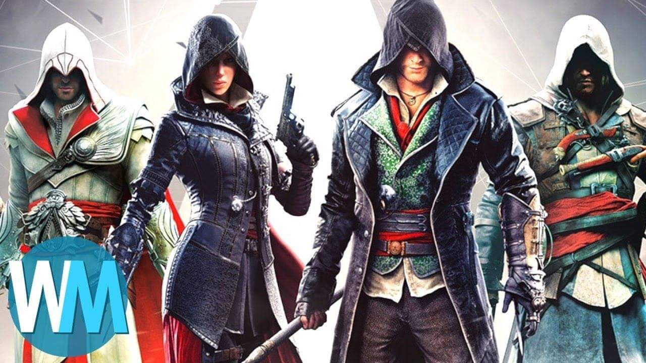 Assassin S Creed Obtiene Manga En Octubre Que Anime
